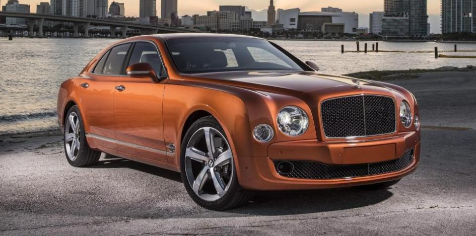 Bentley Mulsanne Speed, британські авто
