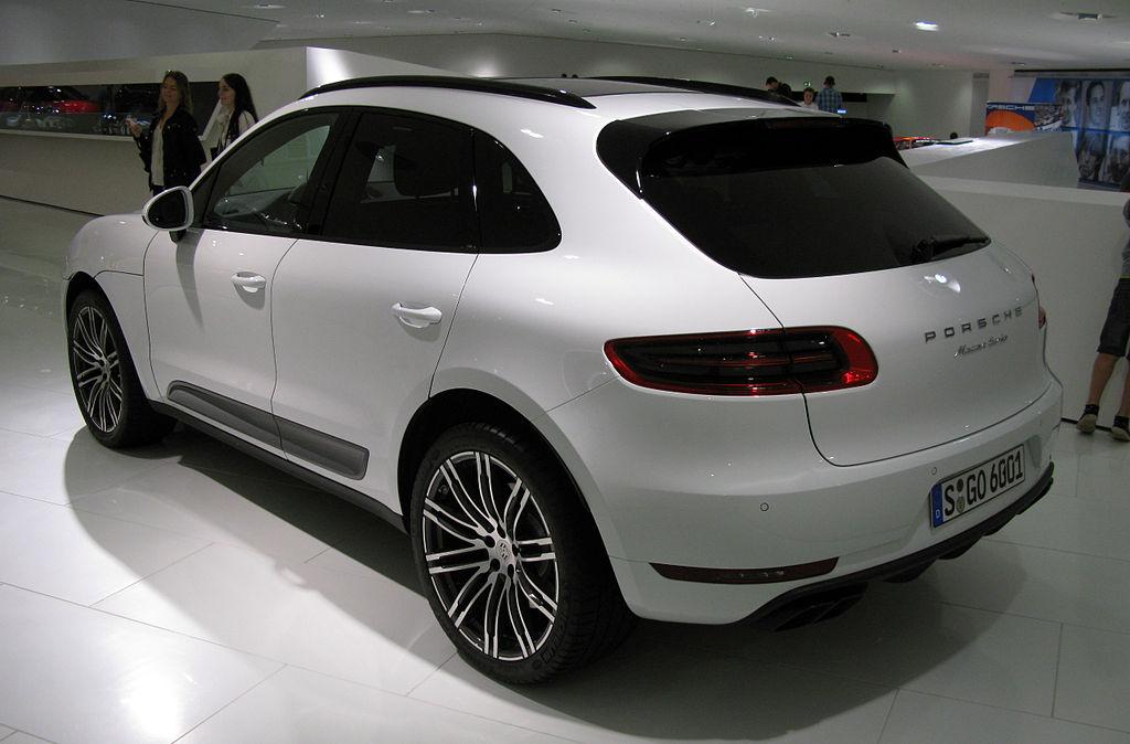 Porsche Macan, Diesel, S, Turbo