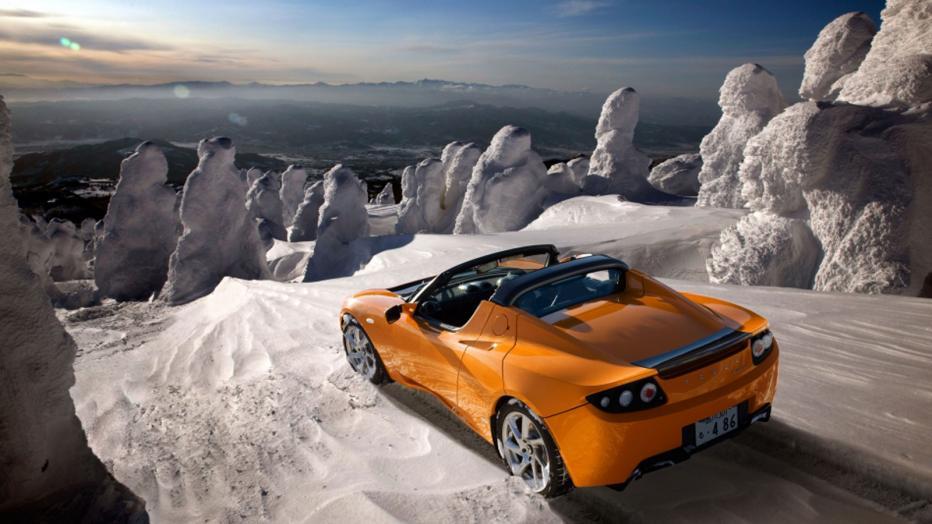 Tesla Roadster, 3.0 package, модернізація