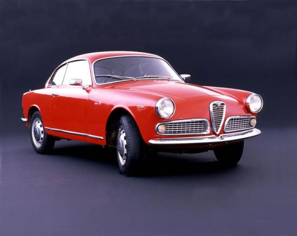 Alfa Romeo Giulietta Sprint, ювілейна версія, commemorate version