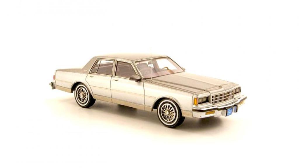 Chevrolet Caprice, model, модель