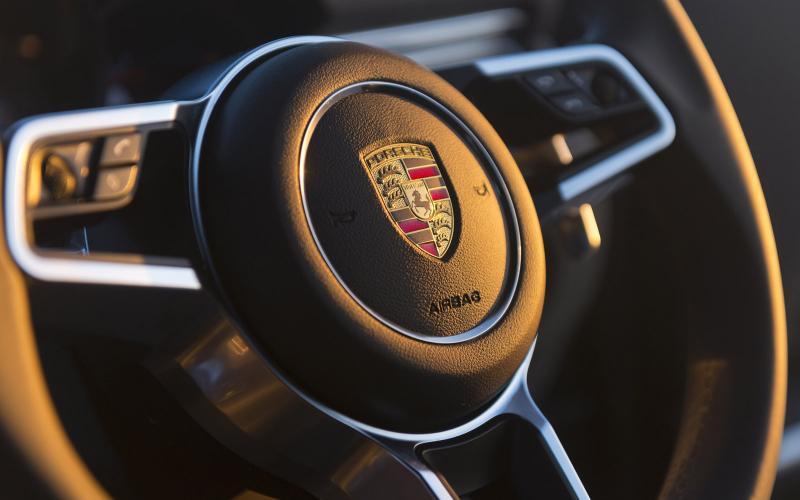 Porsche Macan, Diesel, S, Turbo, кермо