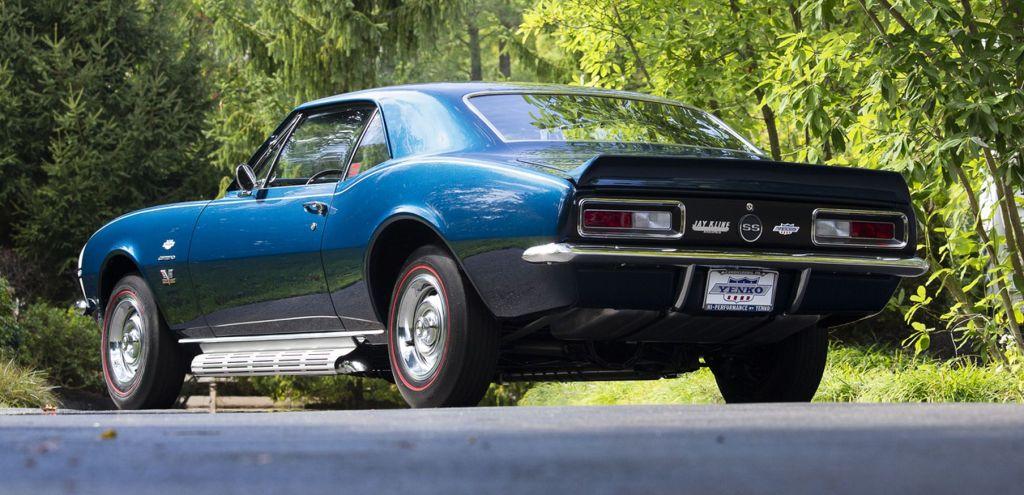 Chevrolet Yenko Super Camaro, 1967