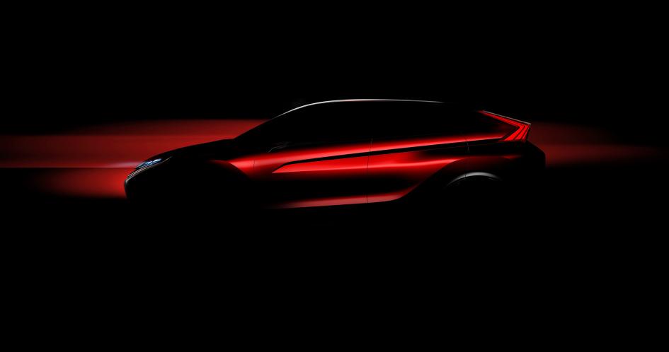 фото Mitsubishi, ASX, concept