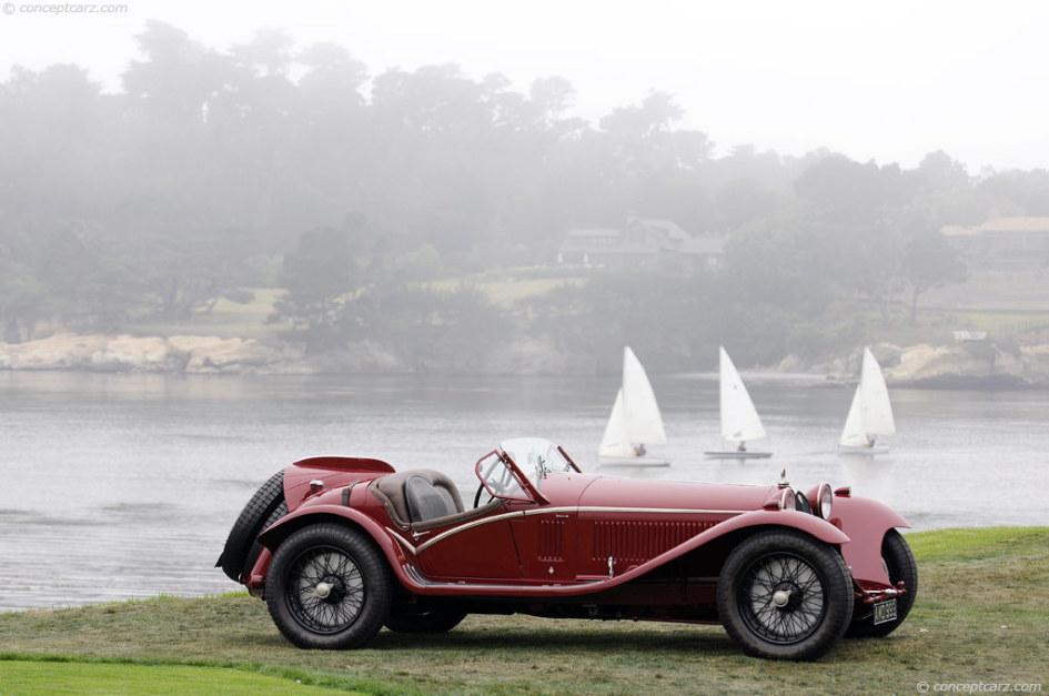 Alfa Romeo 8C 2300, 1932 рік