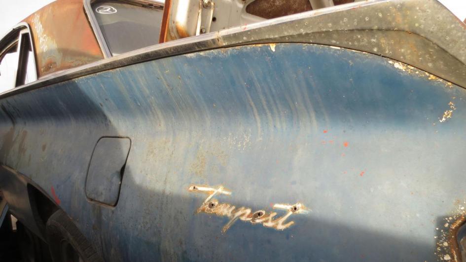 DeLorean, Pontiac Tempest, класичне авто, classic car