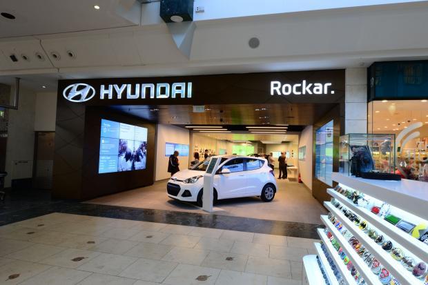 Hyundai Rockar