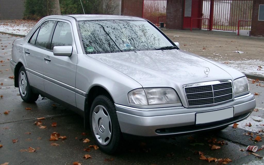 Mercedes-Benz C-klasse, W202