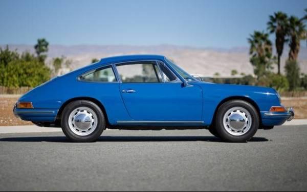 Porsche 912, 1966