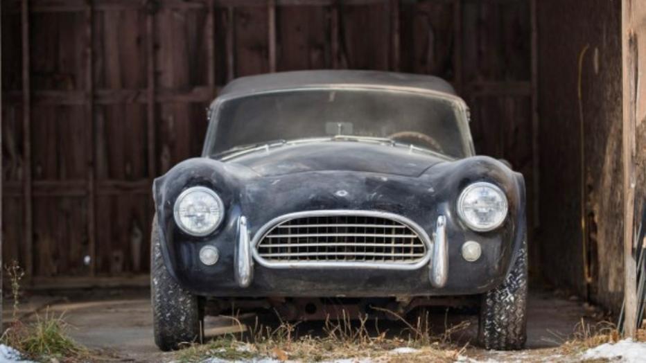 Shely 289 Cobra, Carroll Shelby, спорткар, екзотика, Керролл Шелбі
