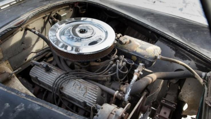 Shely 289 Cobra, Carroll Shelby, спорткар, екзотика, Керролл Шелбі, двигун, engine