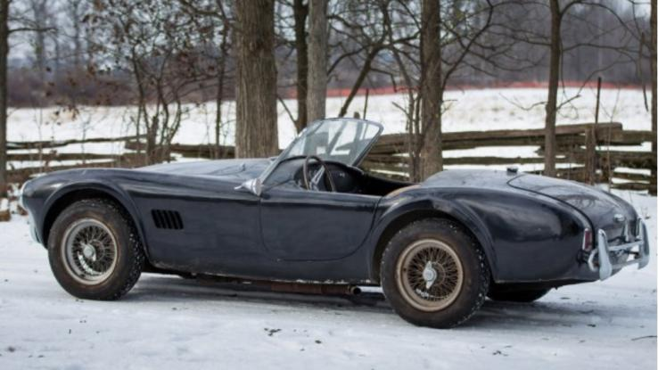 Shely 289 Cobra, Carroll Shelby, спорткар, екзотика, Керролл Шелбі