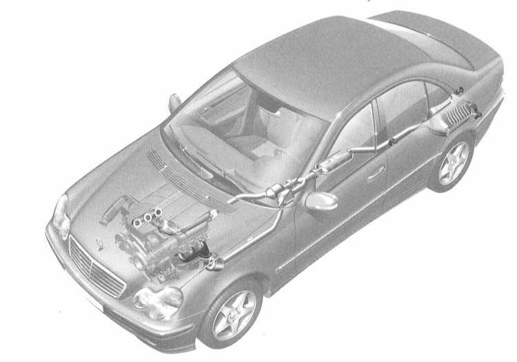 Mercedes-Benz, C320