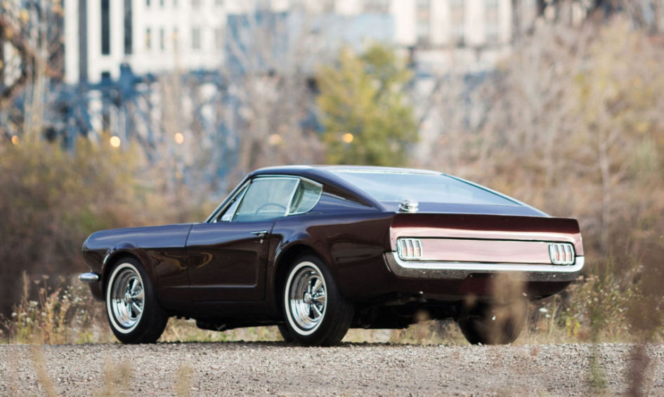 Ford Mustang Shorty, 1964
