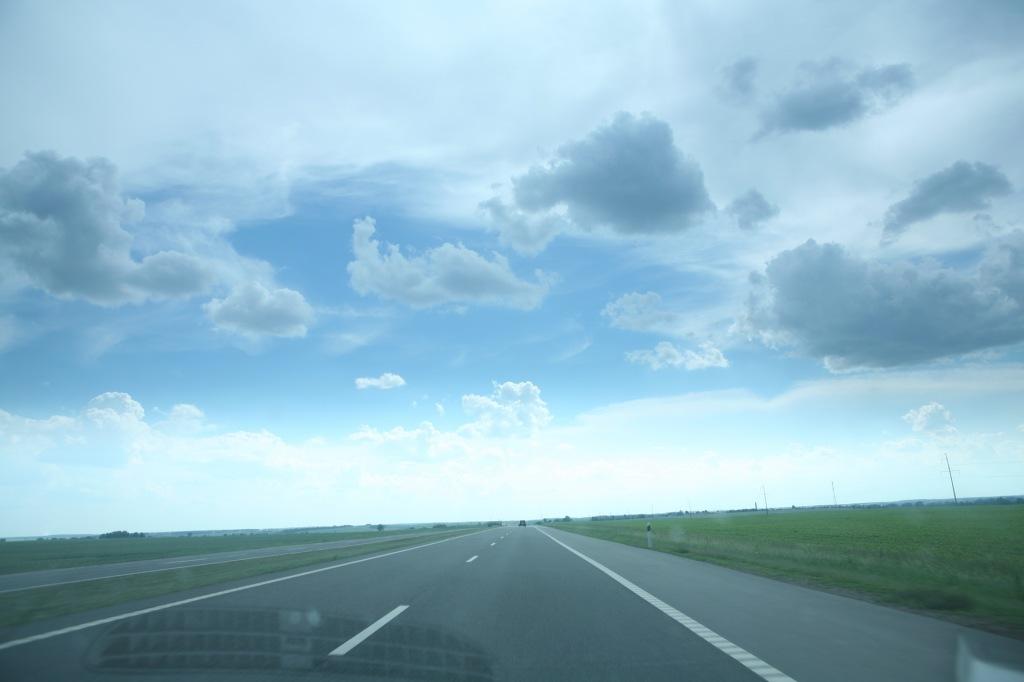 хороша дорога, фото шосе