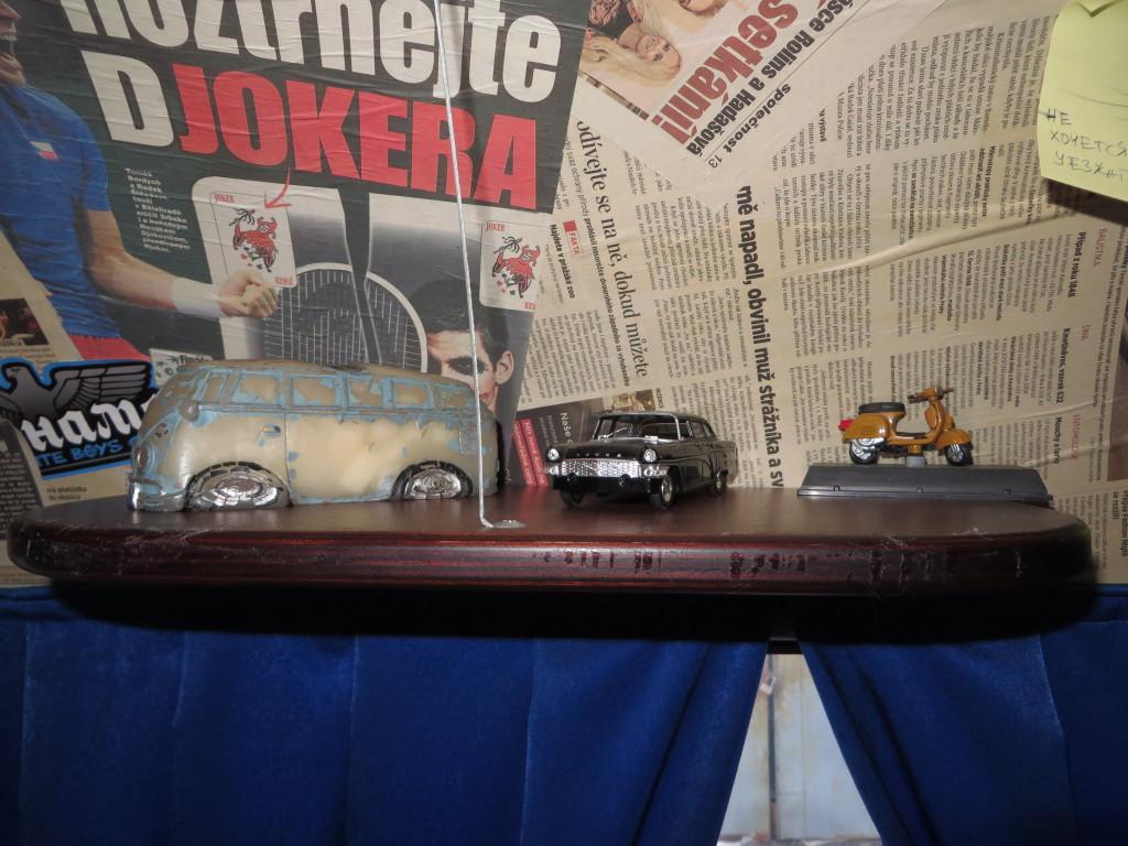 фото Skoda 706 RTO, кофейбус