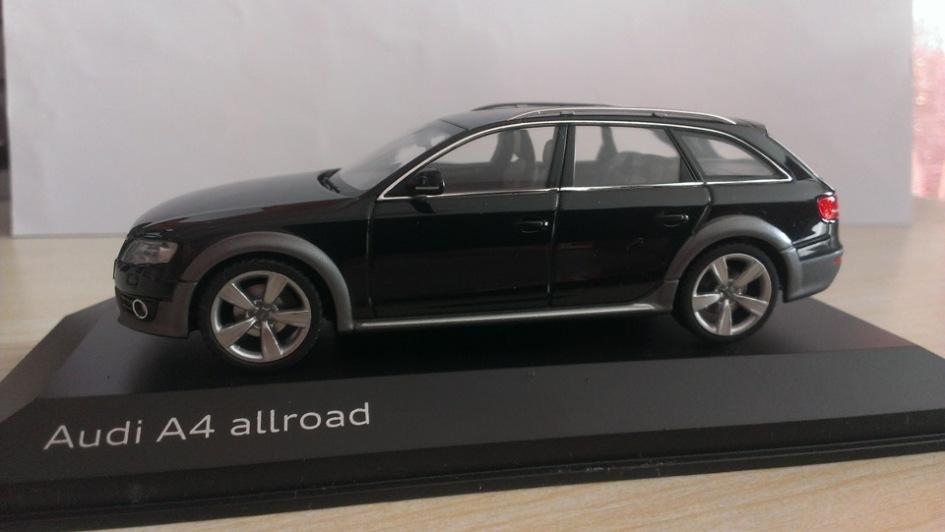фото Audi A4 Allroad, Schuco