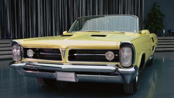 фото Pontiac GTO, концепт