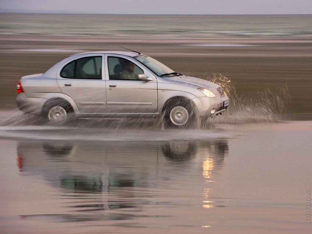 фото Saipa Tiba, дешеве авто
