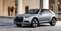 Audi Q1 2016: експансія у світ кросоверів продовжується
