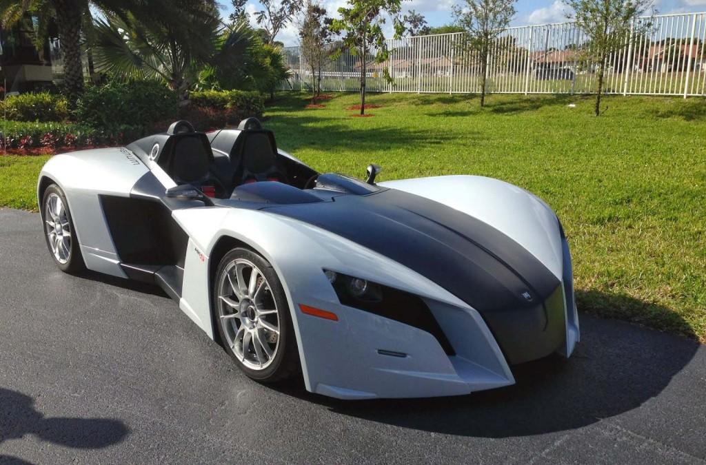 фото авто без лобового скла, Magnum MK5