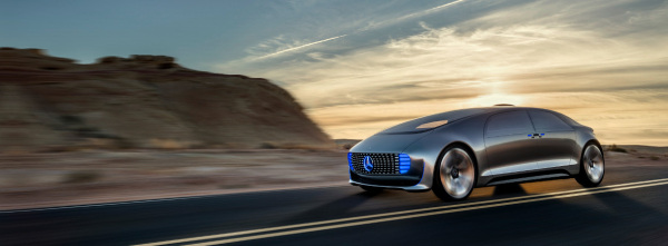 фото Mercedes-Benz F015 Luxury in Motion 2015