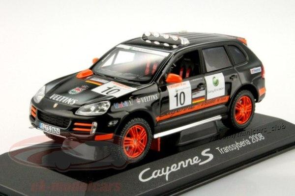 фото Minichamps, Porsche Cayenne