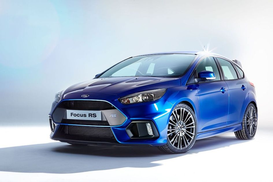 фото Ford Focus RS 2016