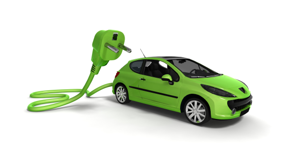 електромобіль лого