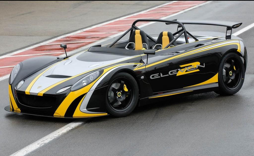 фото авто без лобового скла, Lotus 2-Eleven