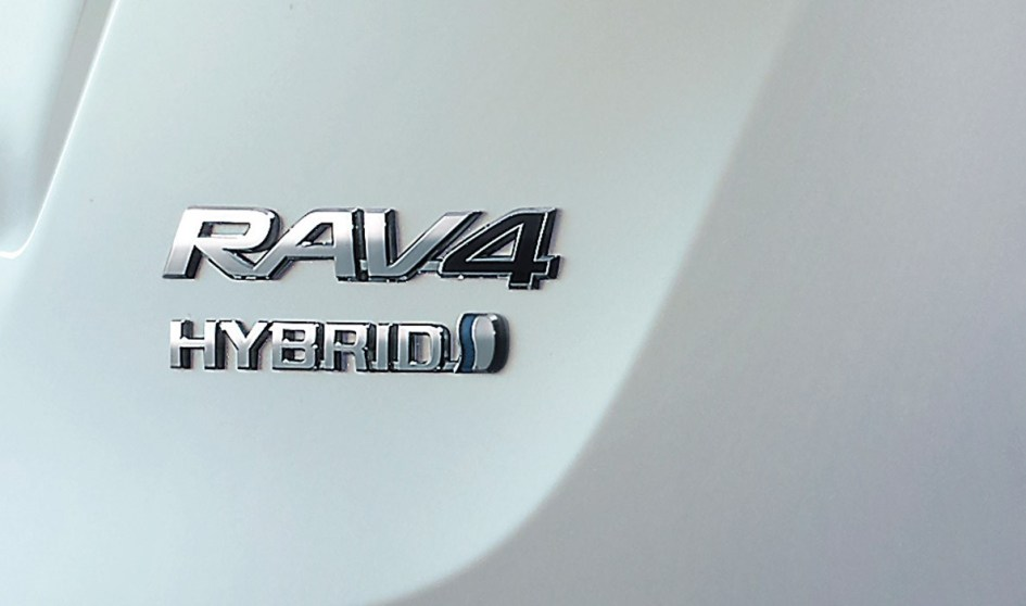 фото Toyota RAV-4 EV, Hybrid, 2016