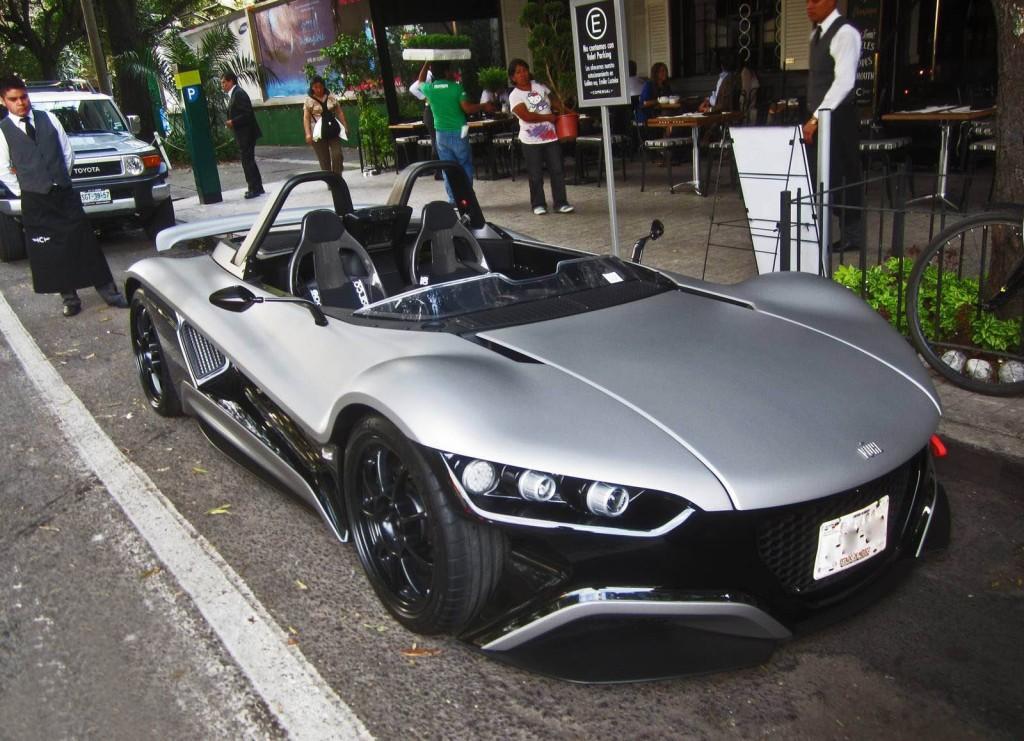 фото авто без лобового скла, VUHL 05