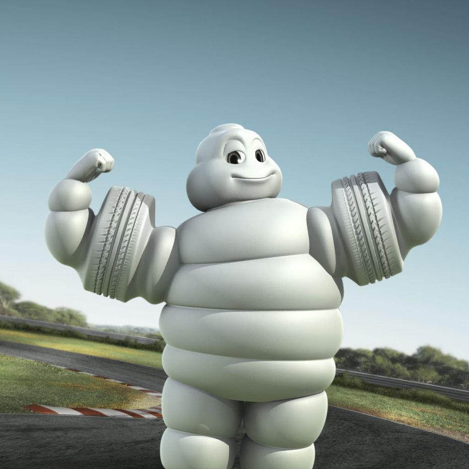 фото шини, Michelin