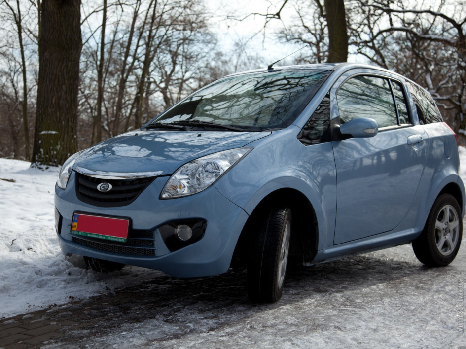 дешевий електромобіль, Bio automotive, a-3, електрокар Україна