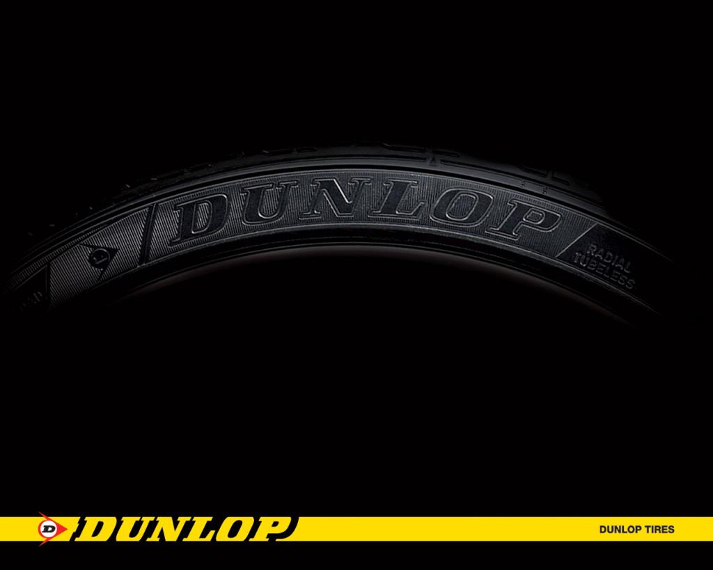 фото шини, Dunlop