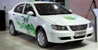 Lifan 620 EV, китайський електромобіль на основі Lifan Solano