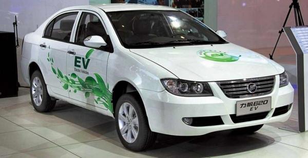 Lifan Solano, Lifan 620EV, Lifan electromobile, електромобіль ліфан