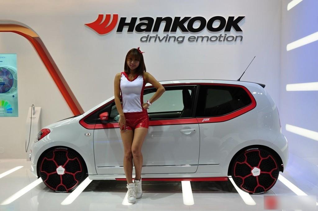 фото шини, Hankook
