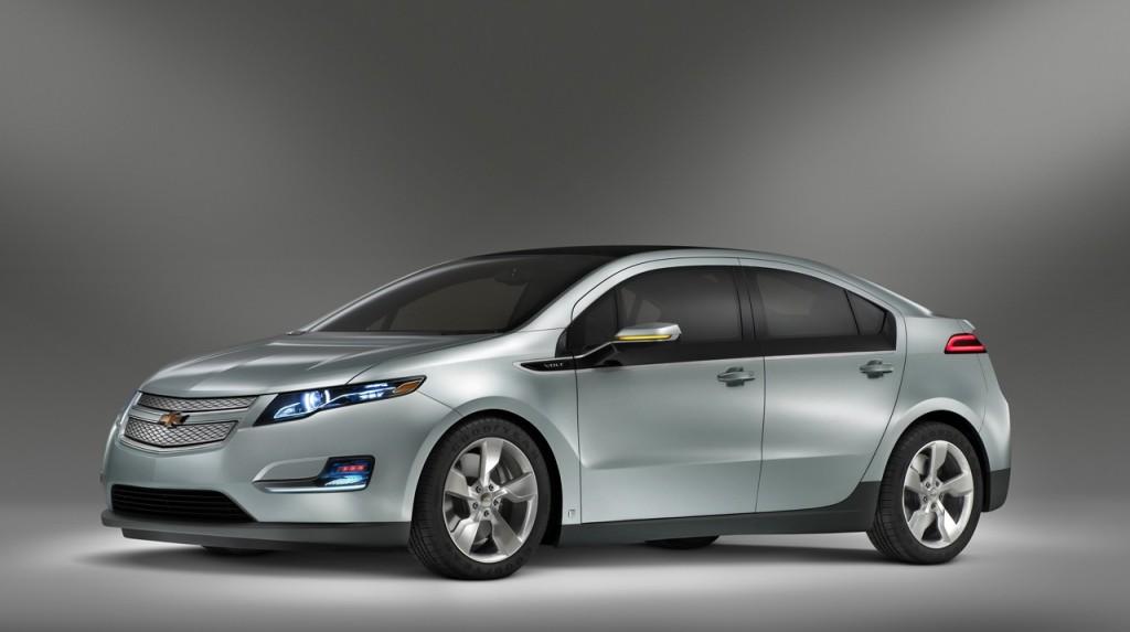 фото ТОП-10 автомобілів, що змінили світ, Chevrolet Volt