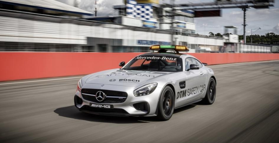 фото Mercedes-Benz AMG GT S, DTM, пейс-кар, сейфіті-кар