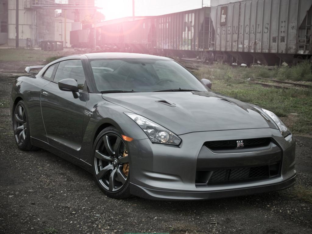 фото ТОП-10 автомобілів, що змінили світ, Nissan GT-R