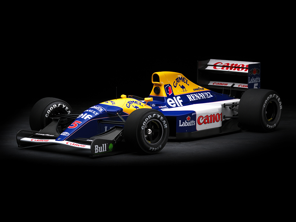Williams FW14-B
