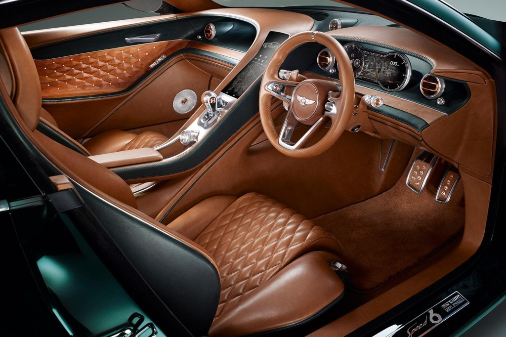 фото Bentley EXP10 Speed 6, Concorso d'Eleganza Villa d'Este, 22-24 травня 2015