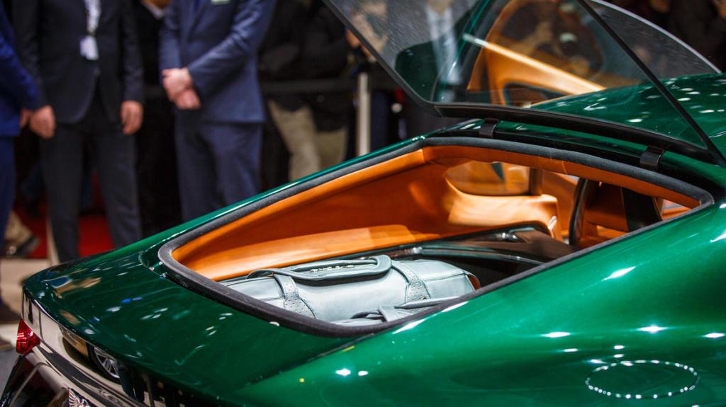 фото Bentley EXP10 Speed 6, Concorso d'Eleganza Villa d'Este, 22-24 травня 2015