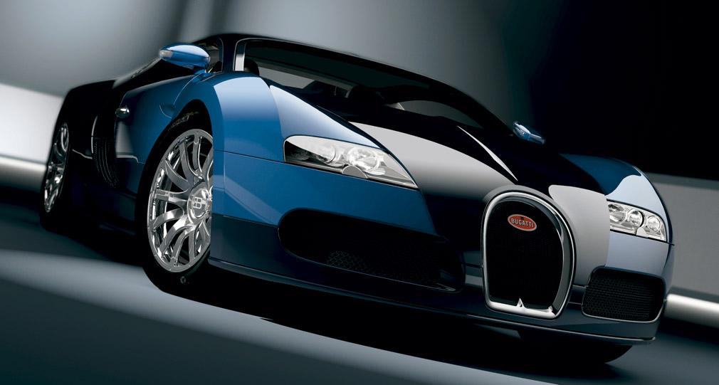 фото ТОП-10 автомобілів, що змінили світ, Bugatti Veyron