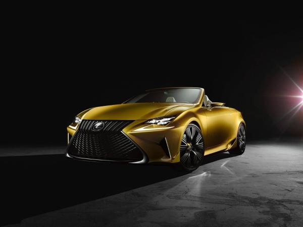 фото Lexus LF-C2 Concept