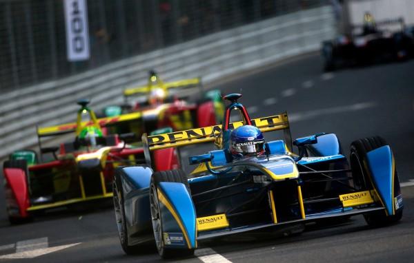 фото Формула Е, гонки