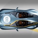 фото Aston Martin CC100 Speedster
