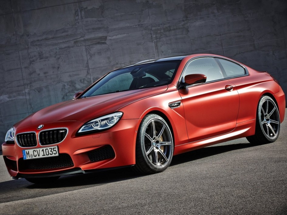 фото BMW M6 Coupe