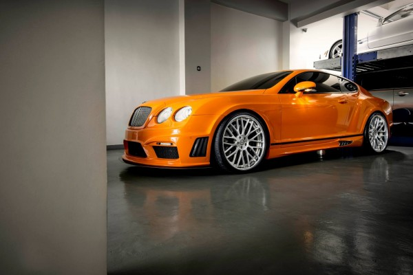 фото Bentley Continental GT, Wald